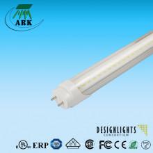 HEISSER Verkauf 2015 !! 5 Jahre Garantie klar / bereifte Abdeckung 5000K DLC UL aufgeführt 4ft LED-Leuchtstoffröhre