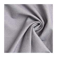 Windproof dark gray  100% polyester Lifestyle Fabric for clothes