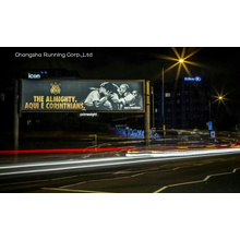 Advertising with Reflective Film High Visual Effects