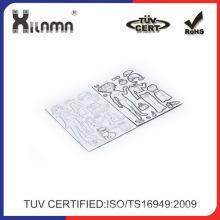 Glossy Inkjet Printable Magnetic Photo Paper