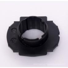 Piezas de inyección de plástico redondas