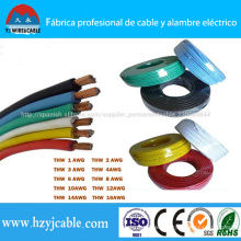PVC Cover Electrical Wire Thw or Tw AWG Strand Wire