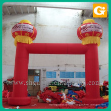 Big size outdoor events inflatable arch model