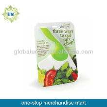 vegetable salad chopper plastic