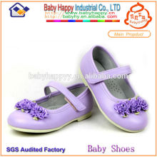 Schöne Kid Kleid Schuh Designer Schuhe