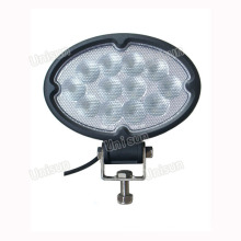 Oval 7inch 36W Auxiliary LED Tractor Working Light
