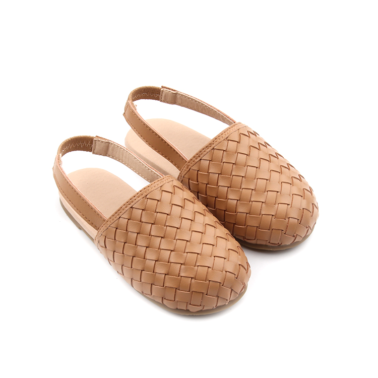 baby woven sandals