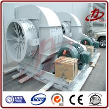 Ventilateur centrifuge à soufflante à air chaud