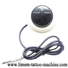 novo profissional atacado tatuagem interruptor de pé