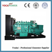 800kw Power Diesel Generador de energía eléctrica Set Power Plant