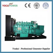 Мощность дизель-генератора мощностью 800 кВт
