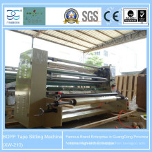 China BOPP Adhesive Tape Slitter Rewinder with CE (XW-210)