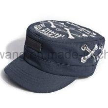 Sombrero de deportes de alta calidad de la manera, casquillo del ejército del béisbol