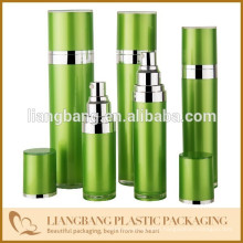 2015 New acrylic bottle with Pearl bottle 30ml with pump