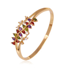 2014 Fshion Jewelry Gemstone Bangle (50580)