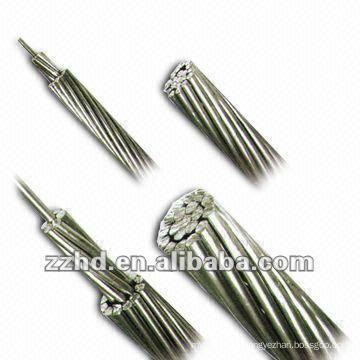 acsr zebra conductor/zebra wire