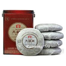 """2011 Dayi """"Wu Zi Deng Ke"""" Ripe Pu Er Puer Cake 150g / Gâteau"""