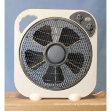 Ventilateur de boîte de CC de 12 pouces, ventilateur électrique de boîte en plastique (USDC-801)