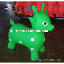 Hot inflatable jumping toy