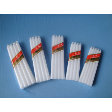 OEM/ODM for Spiral Candle White candle for household supply to United States Wholesale