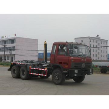 รถบรรทุกขยะ Dongfeng Hooking Lift (Dumping Type)