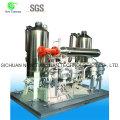 Unité de déshydratation des gaz / Sécheuse à gaz, Tour d'absorption incluse, vanne à bille, etc.