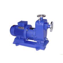 Pompe à eau à amorçage auto-centrifuge couplée à la pompe