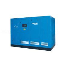 Compresseur d'air variable de fréquence rotatoire de vis rotatoire d'huile (KF220-08INV)