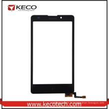 Vente en gros Téléphone cellulaire Touch Panel Glass Hinghscreen pour Nokia XL