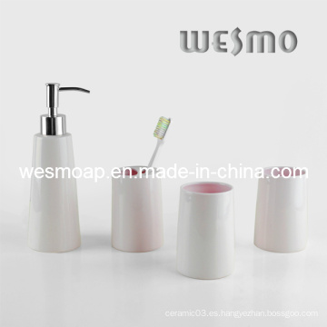 Accesorio de baño de la tapa-grado de la porcelana (WBC0604A)