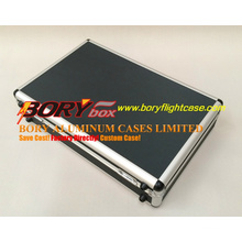 Silver Aluminum Travel Brief Case