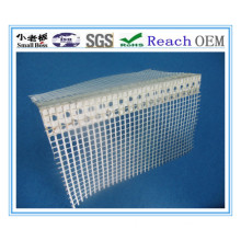 PVC Consruction Material Stucco&Plaster, PVC Profile with Mesh