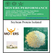 Hot Sell Nutrition Supplement Soybean Protein Isolated