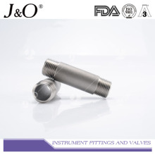 High Quality Stainless Steel Thread Barrel Nipple 150lbs