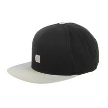 Alta Qualidade Plain Black Snapback Atacado