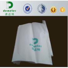 Sacos de papel vitrificados da uva de papel do Micropore do Apery branco de 330X430mm com a entrada da tomada popular em Ámérica do Sul