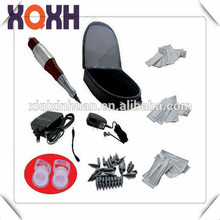 Kits de maquillaje permanente de alta calidad kit de aerógrafo kit de compresor