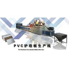 PVC verzieren das Wand-Brett, das Maschinen-Linie macht