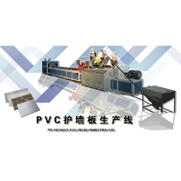 PVC Wall Panel Machine Line with Ce and ISO