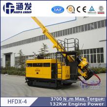 Tout nouveau design! Hfdx-4 Hydraulic Core Drilling Rig à vendre