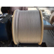 304 câble métallique en acier inoxydable prix raisonnable