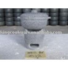 utensilios de cocina de cazuela de piedra 2