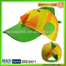 Mode Tier Druck Baseball Cap CH0004