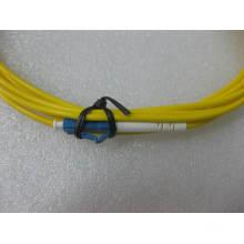 Câblage à fibre optique -LC Sm Simplex Patchcord 3 M