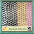 Fashion new design colorful printing and assorted vacuum embossed pvc sofa leather fabric
