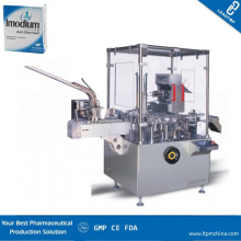 Automatic Alu PVC Blister Cartoning Machine Discount Free Inspection