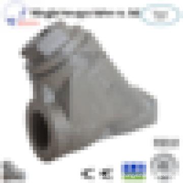 DN15-DN80 PN25/Class250 Thread End Y-strainer