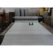 Plain Weave holandês SUS304 malha de arame de aço inoxidável