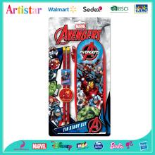 Avengers blister card set