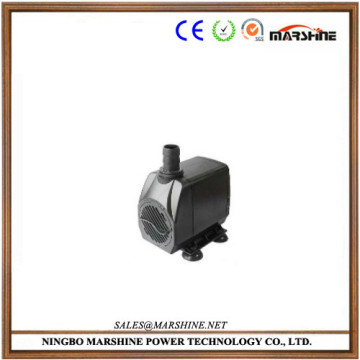 High lift and flow fountain water pump
